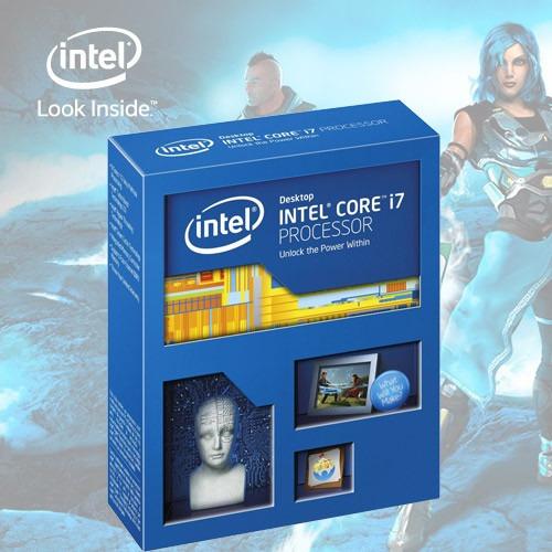 Processador Intel® Core I7-5820x Haswell-e 6-core 3.3ghz
