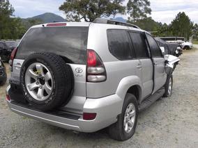 Sucata Toyota Prado 3.0 Diesel 2008