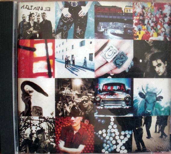 U2 - Achtung Baby - Cd Imp. Usa