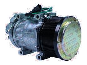 Compressor 7h15 Maquina Escavadeira Caterpillar 320 D2l 2012