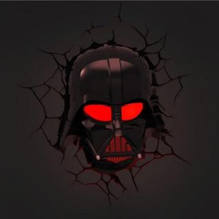 Star Wars Darth Vader Lampara Preventa The Force Awakenes