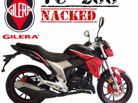 Moto Gilera Vc 200 Nacked 2017 0km
