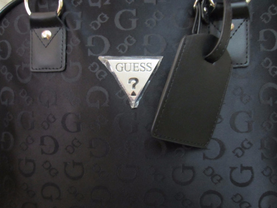 Guess Bolso Cartera Edicion Limitada Los Angeles Original!!!