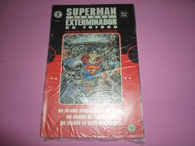 Hq Super Homem Vs Exterminador Do Futuro Encadernado Ed Abri