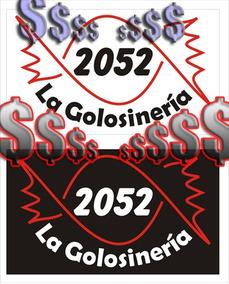 Orden De Compra $600 La Golosineria -productos A Elección