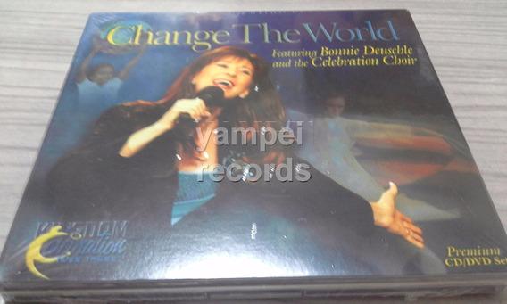 Change The World Bonnie Deuschle Cd Dvd Raro Aor Gospel