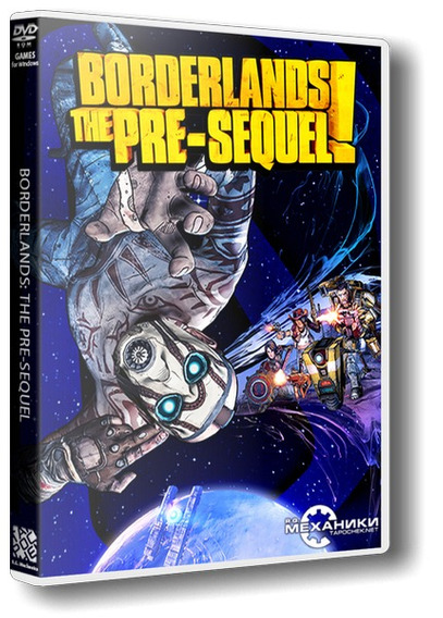 Borderlands: The Pre-sequel - Pc Dvd - Frete 8 Reais