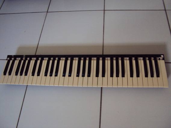 Teclas P/ Yamaha Psr1000, 1100, 2000, 2100 (61 Teclas)