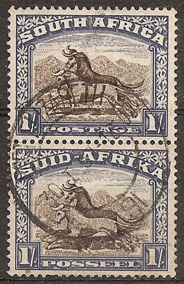 Sud Africa South Africa Suid Afrika Año 1939 Pareja $$ Ofert