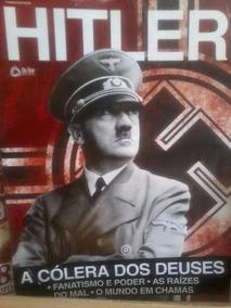 Revista Guia Conhecer Fantástico - Hitler A Cólera Dos Deuse
