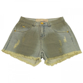 Shorts Jeans Feminino Osmoze Boyfriend 204.1.20740