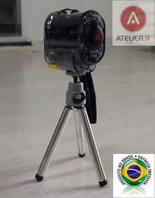 Tripé Metal Resistente Para Sony Action Cam Hdr-as15 As-30