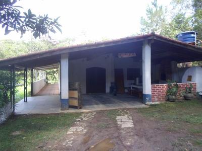 São Lourenço Da Serra-casa-piscina-caseiro-lago-ref: 03919