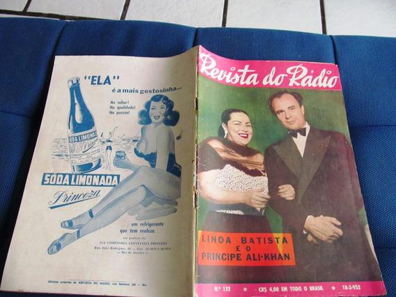 Radio 1952 Linda Batista Portugal Mazzaropi Eliana Blecaute