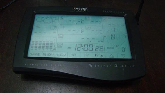 Weather Station Oregon Cable Free Ler Descrição