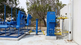 Mezclador / Convertidor De Gas Lp A Gas Natural Y Viceversa