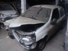Renault Clio 1.2 16v 2015 Dado De Baja Con Alta De Motor