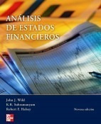 Análisis De Estados Financieros 9va Edición J. Wild Digital