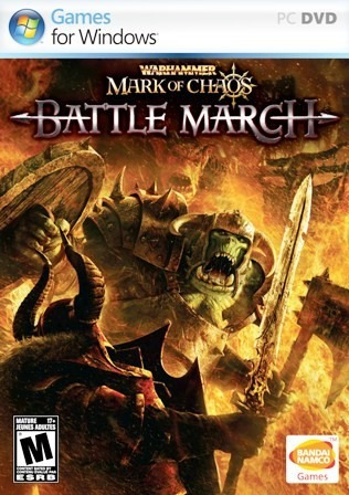 Jogo Warhammer: Mark Of Chaos Battle March Para Pc Lacrado