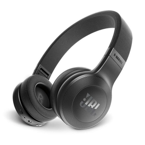 Fone De Ouvido Jbl E45bt On-ear Bluetooth 4.0 Original Preto