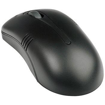 Mouse Óptico Coletek Ms3203-2 Bk Ps/2 Preto 800dpi