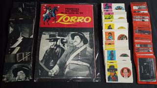 Figuritas Del Album Zorro 1979 - A Eleccion - Ver Descuentos