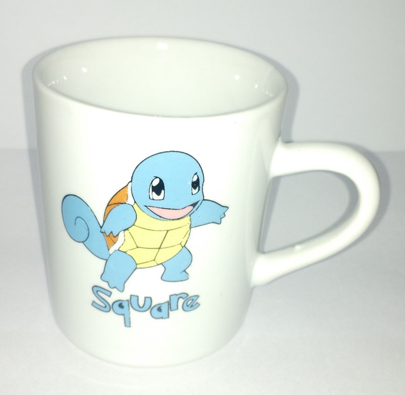 Caneca Pokemon Go 120ml Porcelana Square