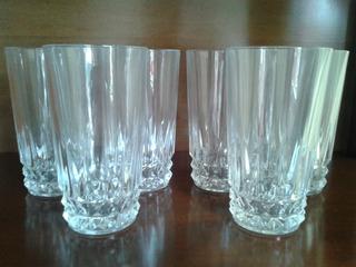 Hermosos Vasos De Cristal