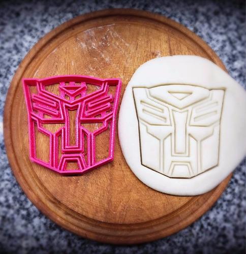 Cortantes  Para Galletitas  Transformers !