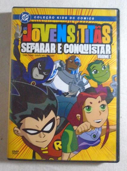 Os Jovens Titãs Separados E Conquistados Pc Game Original