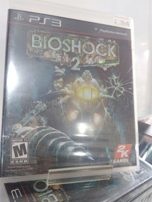 Bioshock 2 Playstation 3 Lacrado
