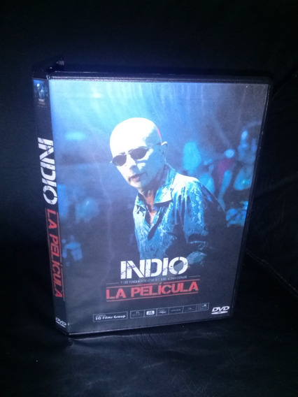 Indio Y Los Fundamentalistas Recital Completo En Dos Dvd