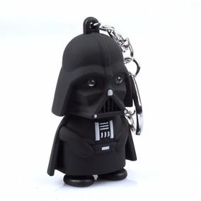 Kit 2 Chaveiros Darth Vader Ou Stormtrooper Star Wars Luzsom