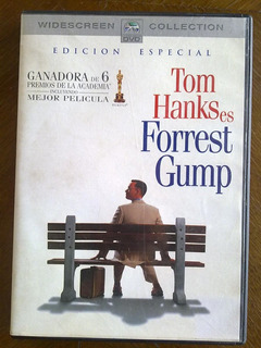 Forrest Gump Edición Especial 2 Dvd Colección Entrevistas
