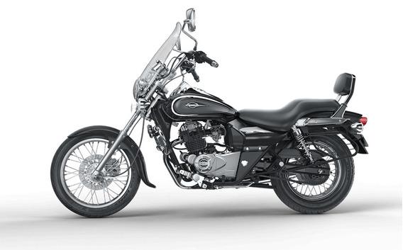Moto Bajaj Avenger 220 Cruise 0km Urquiza Motos