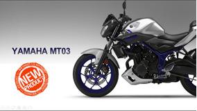 Yamaha Mt 03 Mod. 2017