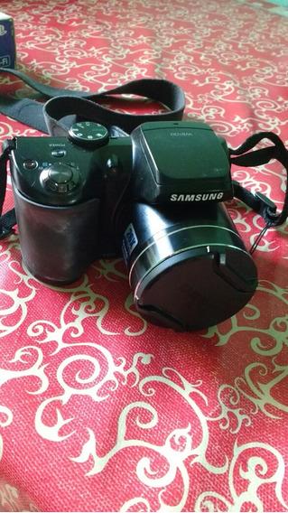 Câmera Fotográfica Semi Profissional Samsung Wb100