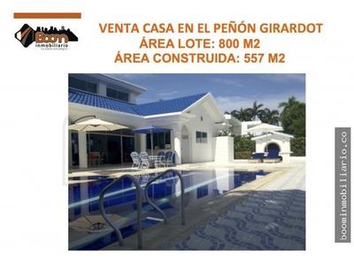 **venta Casa El Peñon Girardot