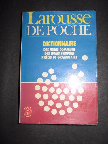 Dictionnaire Larousse De Poche Frances-frances $ 650