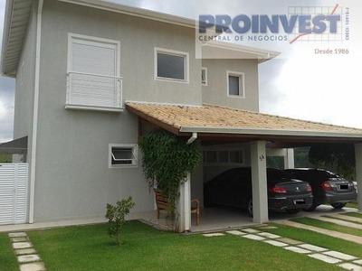 Casa Residencial À Venda, Granja Viana, Reserva Vale Verde, Cotia. - Codigo: Ca12382 - Ca12382