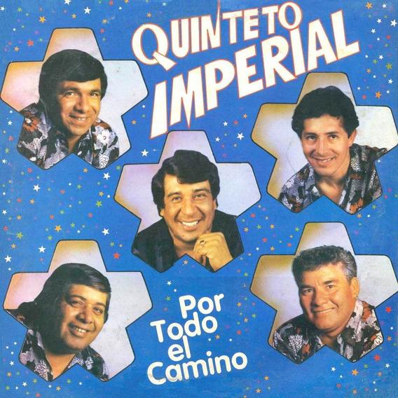 Cd Quinteto Imperial Por Todo El Camino Bajado De Lp