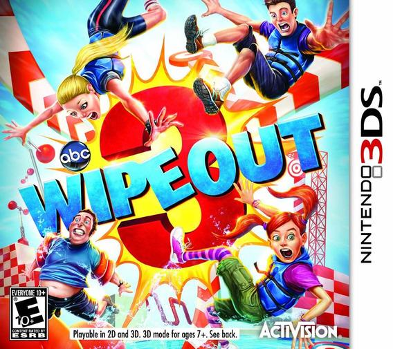 Wipeout 3 - 3ds - Mídia Física - Lacrado - Nota Fiscal