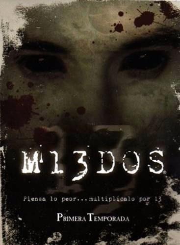 M13dos 13 Trece Miedos Primera Temporada 1 Serie Dvd