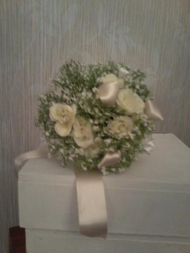 Ramos De Novia Centros De Mesas Flores Bouquet
