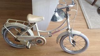 Bicicleta Antiga Bottecchia Aro 16 Vintage