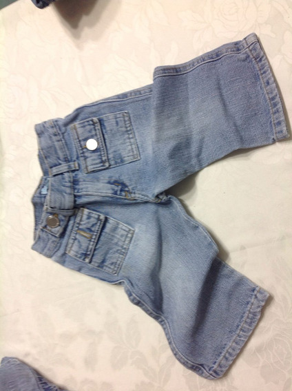 Gran Barata De Jeans! Bermuda Niño Niña Zara