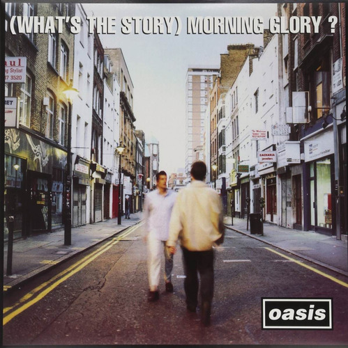 Oasis (what's The Story) Morning Glory? 2 Vinilos De 180 Grs
