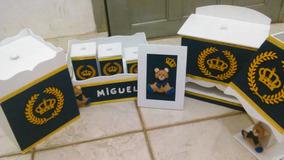 Kit Higiene Príncipe
