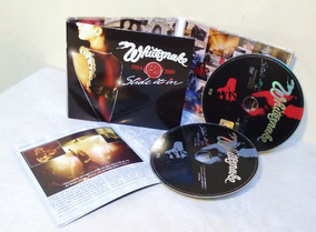 Cd + Dvd - Whitesnake Slide It In - Expanded Edition