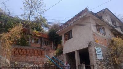Terreno Con Dos Casa En Morelos